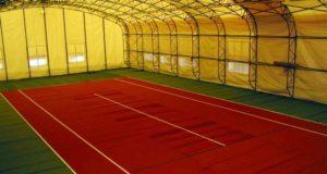 Sportovní haly zajistí prostor pro vaše aktivity