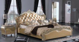 Luxusní kožené postele zajistí královský spánek