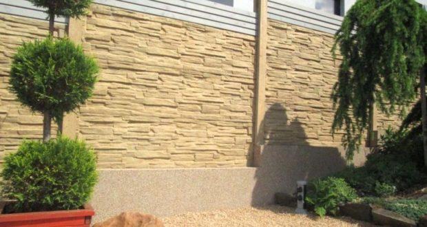 Proč si k domu pořídit betonový plot?