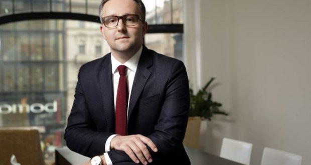 Zakladatel David Rusňák, DRFG Real Estate a Patrik Tuza